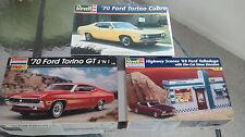 Lot 1/24-1/25 Ford Models
