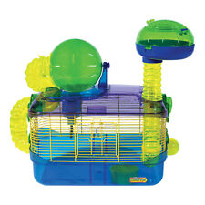 Mouse Cage - Kaytee Crittertrail Mouse House Cage - Z Run-About Habitat
