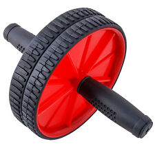 Fitness Exercise Abdominal Roller Abs Wheel Crunch Home Gym Strength Fat Burner