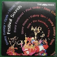Festival Sounds Bjork Weller Stone Roses + The Times CD