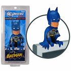 NEW BATMAN Computer Sitter Bobblehead - Wacky Wobbler Bobble Head Bat Caped Blue