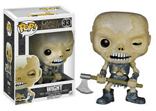 Funko Pop TV Game Of Thrones: Wight Vinyl Action Figure 5070 Collectible Toy, 33