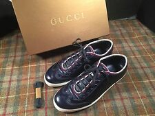 Gucci Mens Purple Shoes Sneakers Worn Twice Stunning Sz 11 Fit Like 12 Wow!!