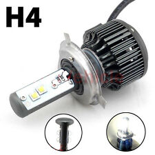 Bright H4 80W 8000LM KIT White 6000K CREE LED Conversion Headlight Bulb Lights