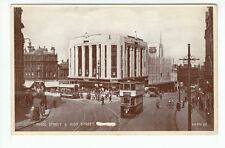 Angel High Street Sheffield C&A Modes (Censored) 12 May 1943 Army Postal Service