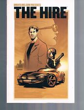 BMWfilms.com Presents: The Hire TPB 2004 Dark Horse Comics