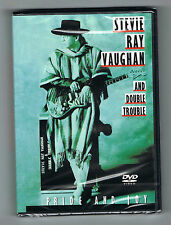 STEVIE RAY VAUGHAN AND DOUBLE TROUBLE - PRIDE AND JOY - DVD NEUF NEW NEU