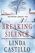 Kate Burkholder Ser.: Breaking Silence 3 by Linda Castillo (2011, Hardcover)