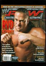 2006 WWE Magazine: Raw: Rob Van Dam Returns/Chavo Guererro, Eddie Guerrero