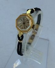 Preowned Ladies Vintage 10k Goldfield Hamilton 780 Wrist Watch