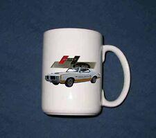 New 15 Oz. 1972 Hurst Olds 442 Indy Pace Car mug