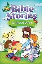 Bible Stories for Preschoolers by Monika Kustra (2011, Hardcover)