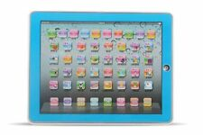 BLUE TABLET My 1st Year Kids IPAD TAB Learning New Toy Xmas Gift for Girls Boys