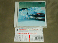 Bugge Wesseltoft New Conception Of Jazz - Moving Japan CD