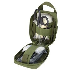 Condor 191031-001 Tactical MOLLE Rip-Away Lite EMT Medic Utility Pouch OD Green