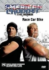 American Chopper - Race Car Bike (DVD, 2005) Like New