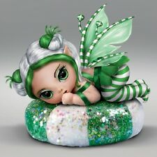 Spearmint Sprite A Fairy Sweet Christmas Ashton Drake Jasmine Becket Griffith
