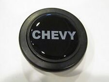 Chevy Horn Button Block lettering NEW 2 INCH - for momo, sparco for Chevrolet