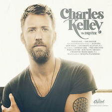 The Driver by Charles Kelley (Lady Antebellum) (CD, Feb-2016, Capitol) NEW