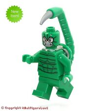 LEGO Super Heroes: Spider-Man MiniFigure - Scorpion  (Set 76057)