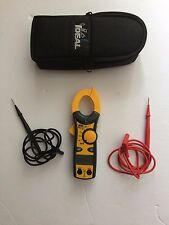 IDEAL Industries 61-732 digital clamp-on ammeter, 400A