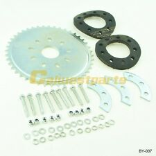 9 Hole 44 Tooth Sprocket Mount Pads 49cc 66cc 80cc Engine Motorized Bicycle