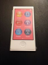 Brand New Apple iPod nano 7th Generation 16 GB Silver and Warranty!* iPod Only!