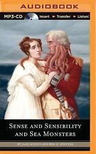 Quirk Classic: Sense and Sensibility and Sea Monsters 2 by Jane Austen and...