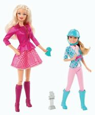 Barbie and Her Sisters in a Pony Tale Barbie and Stacie Doll, 2-Pack