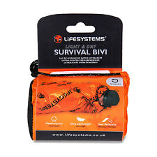LIFESYSTEMS Light and Dry Thermal Bivi Bag for Survival, DofE, Hiking, Climbing