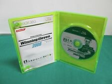 Xbox360 -- WORLD SOCCER Winning Eleven 2008 -- JAPAN. Clean & Work fully. 50164
