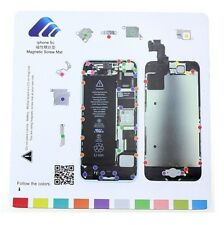 iPhone 5C Magnetic Screw Chart Mat Repair Professional Guide Pad Tools