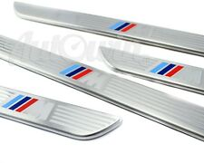 BMW GENUINE X5 X5M SERIES E70 BMW M /// SILL ENTRY PANEL SET OF ENTRANCE COVER