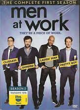 Men At Work - Season 1 brand new sealed item.