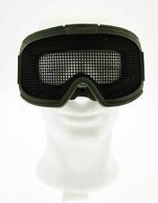 Maschera softair snow rete verde