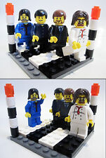 LEGO ABBEY ROAD - The Beatles Minifigures & Zebra Crossing 500+ CUSTOM SETS SOLD