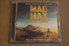 OST Mad Max Fury Road - Tom Holkenborg Aka Junkie XL CD