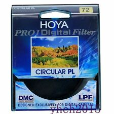 New Genuine Hoya Pro1 72mm Digital Circular PL Filter CPL for Canon Nikon Lens