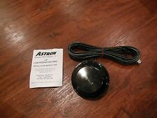 NEW Astron Wireless Low Profile Antenna Puck Police Crown Victoria P71 GPS
