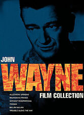 The John Wayne Film Collection (Without Reservations / Allegheny Uprising / Tyco
