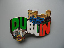 Hard Rock Cafe Dublin - Greetings From Series Pin