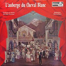 L' AUBERGE DU CHEVAL BLANC Extrait Max De Rieux BE Press Ace Of Clubs ACL 912 LP