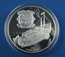 Ungarn Magyar 1000 Forint Hableany 1995 Silber PP