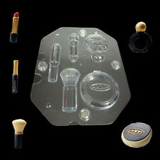 Polycarbonate Cosmetics Chocolate Mold Stereo Lipstick Mascara Candy Jelly Mold