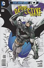 Detective Comics #0 NM Comic Book DC Comics New 52 1st Print Bag & Board Batman