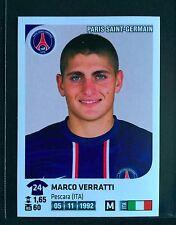 2012-13 Panini Foot France # 307 Marco Verratti PSG sticker