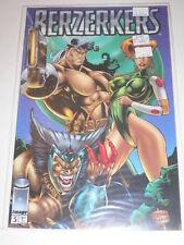 Berzerkers Vol.1 #3 VF-NM Fraga Image Comics Oct 1995