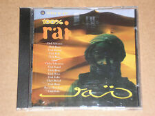 100% RAI (CHEB KHALED, CHEB MAMI, TAHER) - CD COME NUOVO (MINT)