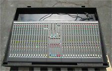 ALLEN & HEATH GL2200 40-Channel Mixing Console Mixer Board Road Case Live Sound
