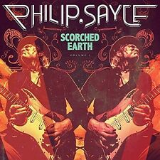 Scorched Earth (Vol 1) - Philip Sayce (2016, CD NEUF)